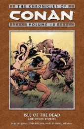 The chronicles of Conan (2003) -INT18- Isle of the Dead and Other Stories