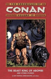 The chronicles of Conan (2003) -INT12- The Beast King of Abombi And Other Stories