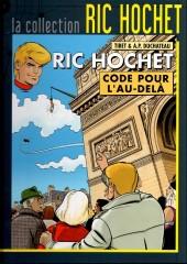 Ric Hochet - La collection (Hachette) -75- Code pour l'au-delà