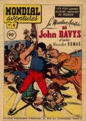 Mondial aventures -6- La merveilleuse aventure de John Davys