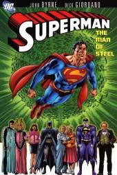 Superman: The Man of Steel intégrales  -INT01- Volume 1