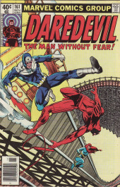 Daredevil Vol. 1 (Marvel - 1964) -161- To dare the Devil