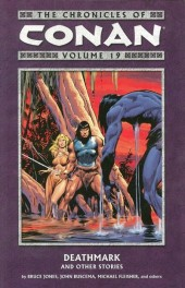 The chronicles of Conan (2003) -INT19- Deathmark and Other Stories