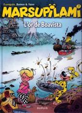 Marsupilami -7c- L'or de boavista