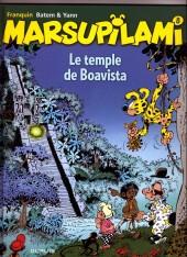 Marsupilami -8b2013- Le temple de boavista