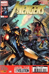 Avengers (Marvel France - 2013) -2- Sous le sceau du secret