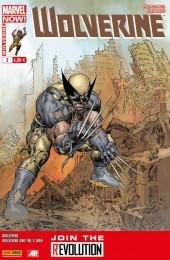 Wolverine (Marvel France 4e série) (2013) -2- La voix du sang