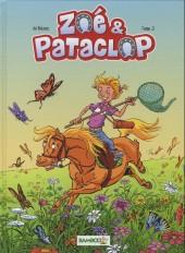 Zoé et Pataclop -3- Tome 3