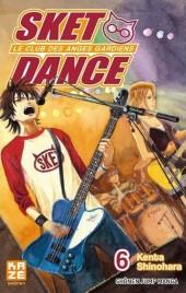 Sket Dance - Le club des anges gardiens -6- Tome 6