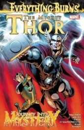 Mighty Thor (The) (2011) -INT04- The Mighty Thor / Journey into Mystery: Everything Burns