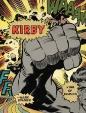 (AUT) Kirby, Jack (en anglais) - Kirby: King of Comics