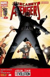 Uncanny Avengers (1re série) -3- A+X
