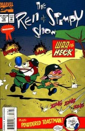 Ren & Stimpy Show (The) (1992) -18- War is heck