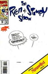 Ren & Stimpy Show (The) (1992) -19- Minimalist issue !