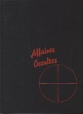 Affaires occultes