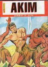 Akim (2e série) -Rec19- Album N°19 (du n°55 au n°57)