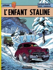 Lefranc -24- L'enfant Staline