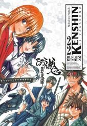 Kenshin le Vagabond - Perfect Edition -22- Tome 22