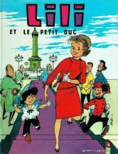 Lili (Vents d'Ouest) -427- Et le petit duc