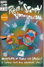 Ren & Stimpy Show Special (The) (1996) -3- Masters of time and space!