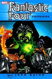 Fantastic Four (1961) -INT- Visionaries by John Byrne volume 4