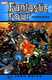 Fantastic Four (1961) -INT- Visionaries by John Byrne volume 5