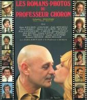 Les romans photos du professeur Choron -1- Les Romans-photos du Professeur Choron