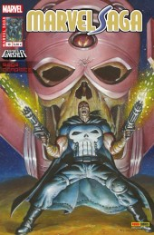 Marvel Saga (1re série - 2009) -19- Le punisher de l'espace