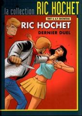 Ric Hochet - La collection (Hachette) -76- Dernier duel