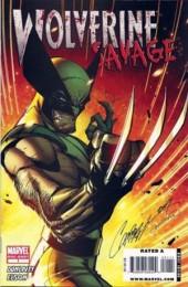 Wolverine: Savage (2010) - Sushi