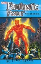 Fantastic Four (1961) -INT- Visionaries by John Byrne volume 8