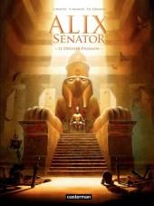 Alix Senator -2- Le Dernier Pharaon