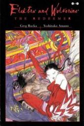 Elektra & Wolverine: The Redeemer (2002) -2- The Redeemer Book 2
