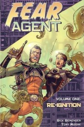 Fear Agent (2005) -INT01- Re-Ignition