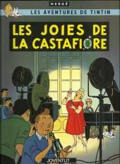 Tintin (en langues régionales) -21Catalan- Les joies de la Castafiore