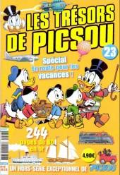 Picsou Magazine Hors-Série -23- Les trésors de Picsou - Spécial en route pour les vacances