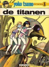 Yoko Tsuno (en néerlandais) -8- De titanen