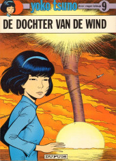 Yoko Tsuno (en néerlandais) -9- De dochter van de wind