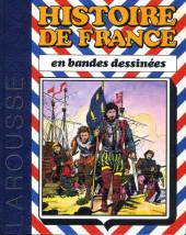 Histoire de France en bandes dessinées (Intégrale) -4- De Louis XI à Louis XIII