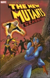 New Mutants (The) (1983) -INT02- The New Mutants Classic Vol. 2