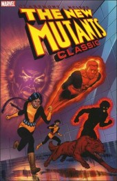 New Mutants (The) (1983) -INT01- The New Mutants Classic Vol. 1