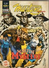 Mustang (Semic) -286- Les Hommes en noir