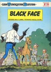 Les tuniques Bleues -20a1983- Black face