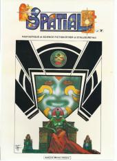 Spatial -7- Spatial n°7