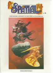 Spatial -8- Spatial n°8