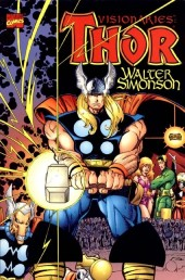 Thor (1966) -INT- Visionaries by Walter Simonson volume 1