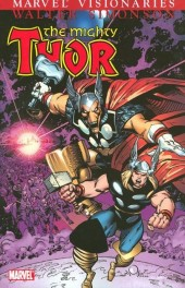 Thor (1966) -INT- Visionaries by Walter Simonson volume 2