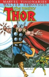 Thor (1966) -INT- Visionaries by Walter Simonson volume 3