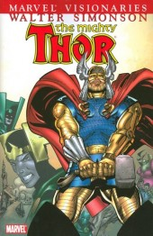 Thor (1966) -INT- Visionaries by Walter Simonson volume 5