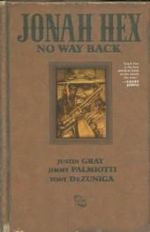 Jonah Hex: No way back (2010) -GN- No way back
